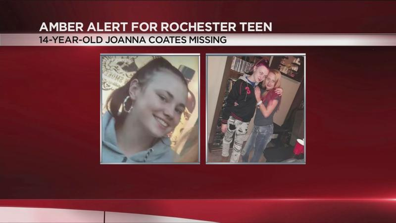 Mother of missing teen: 14-year-old found safe in NYC; suspect arrested