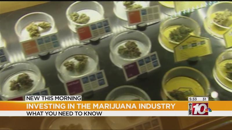Legal cannabis industry: Altria, Molson-Coors among companies exploring market