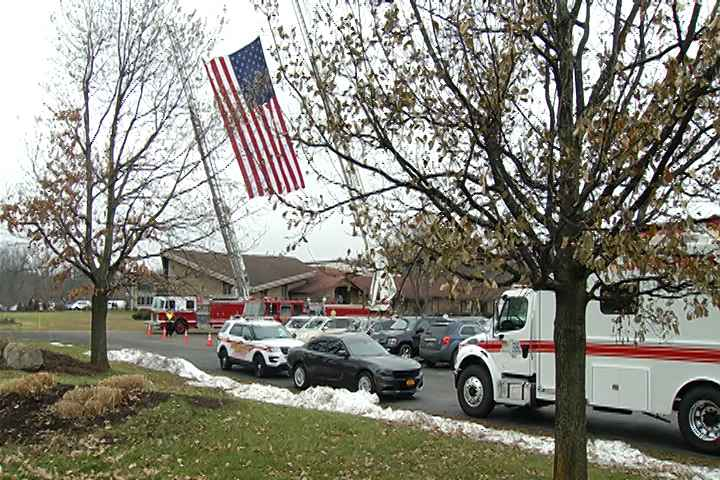 Former Churchville fire chief laid to rest
