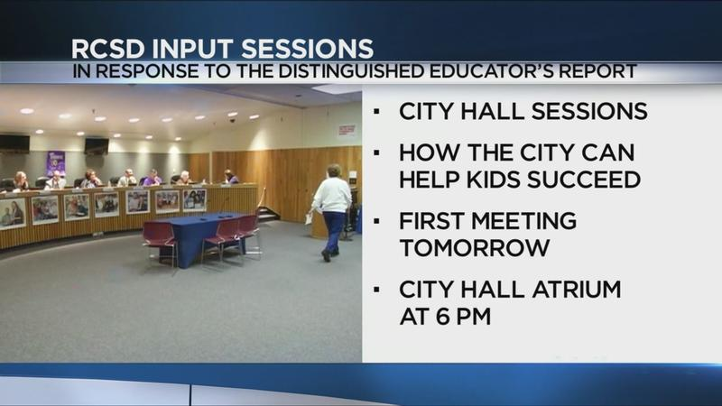 Community input sessions begin Thursday following 'scathing' RCSD report