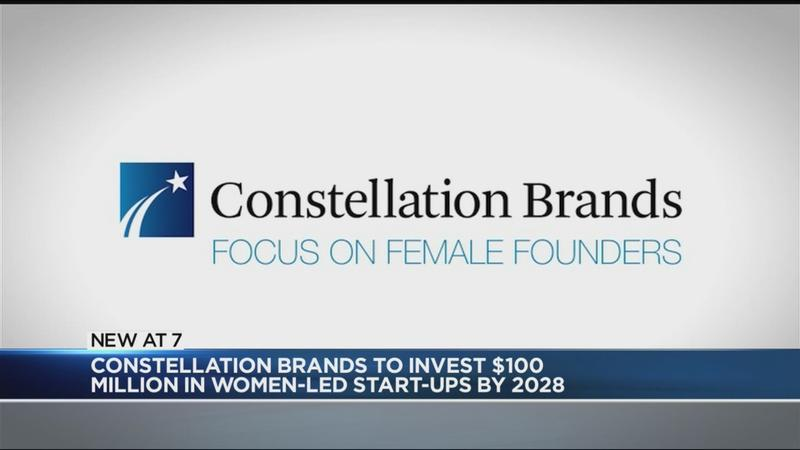 Constellation Brands to invest $100M in women-led start-ups
