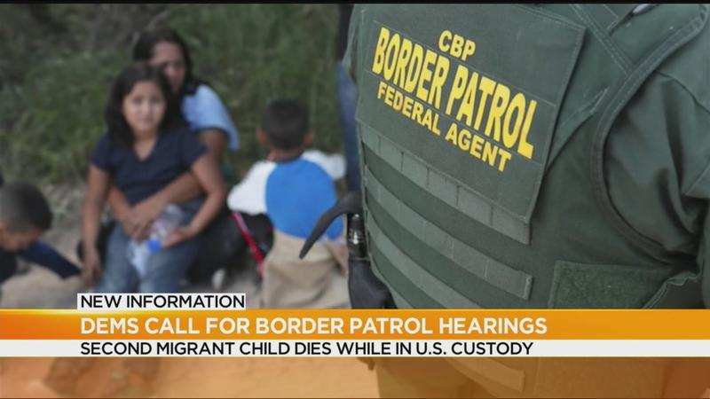 USA  says second Guatemalan child has died in immigration custody