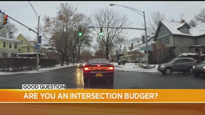 Good Question: Are you an intersection budger? Is it legal?