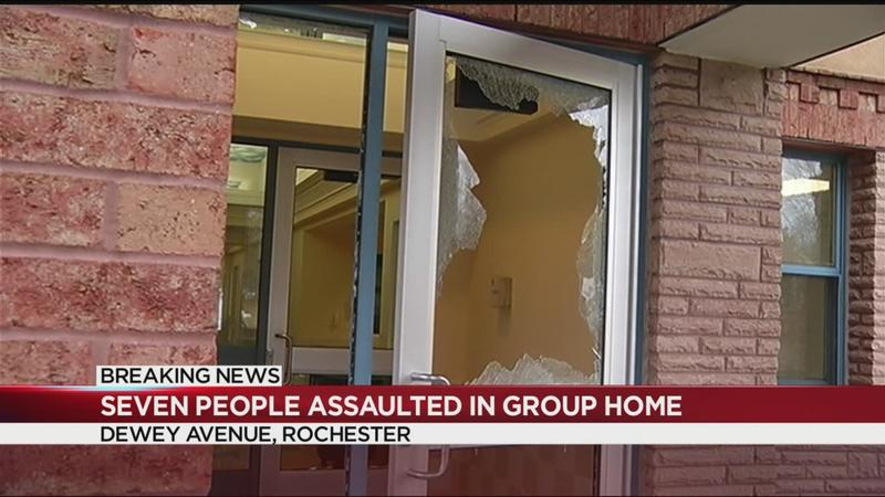 Man arrested for assaulting multiple residents, workers at Rochester group home