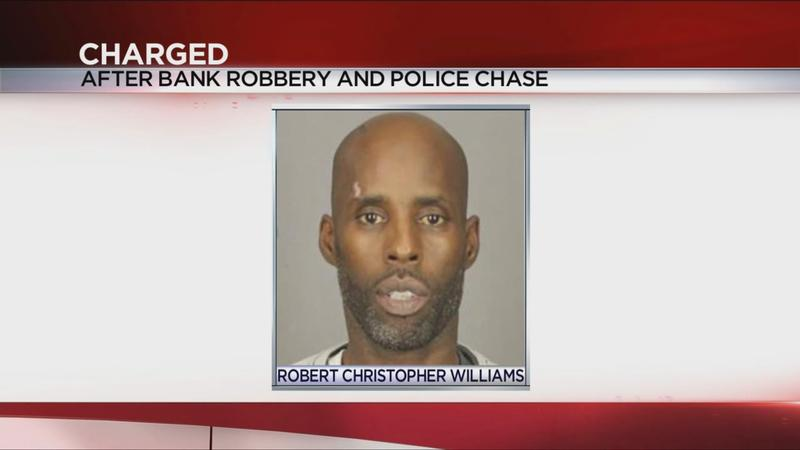 Police identify East Avenue bank robbery suspect