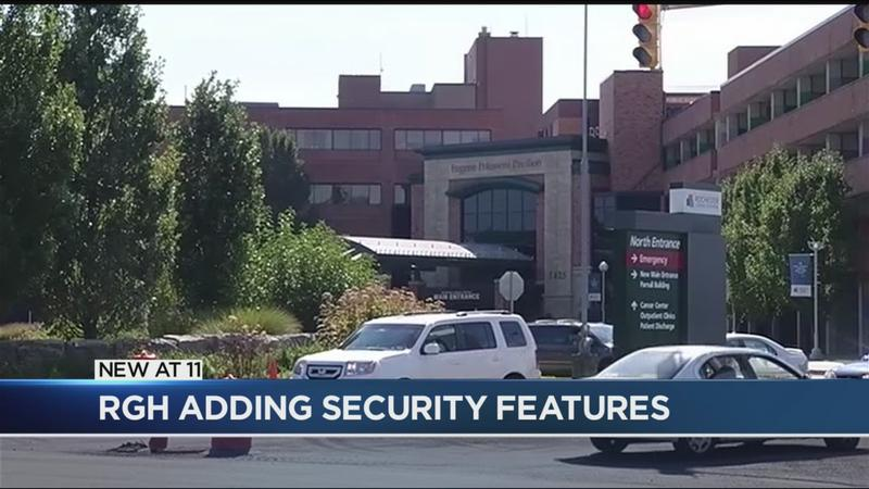Rochester General Hospital to add more security measures to emergency department