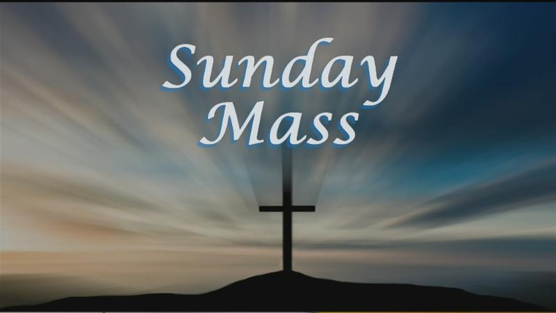 Sunday Mass for 12/2