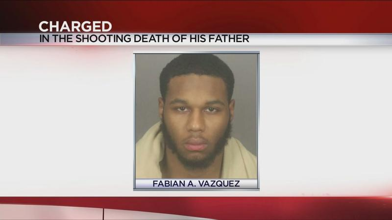 Suspect charged with murder in shooting death of his father in Henrietta