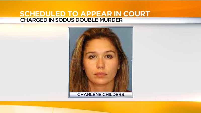 Woman charged in Sodus double murder to appear in court Thursday