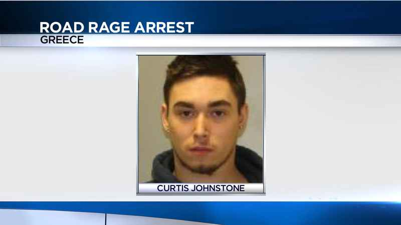 Irondequoit man faces charges in what State Police call road rage