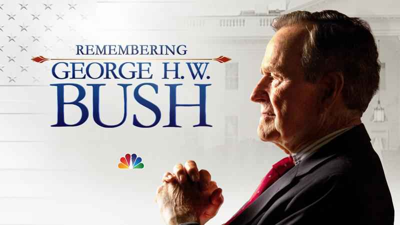 WATCH LIVE: Funeral for former President George HW Bush in Houston