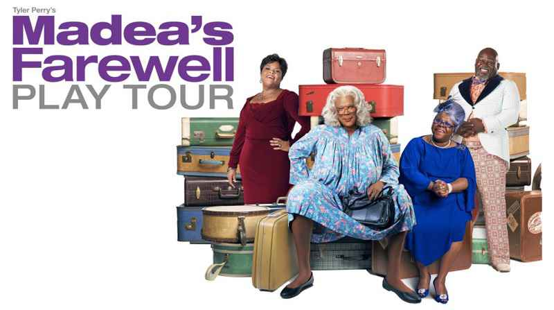 Tyler Perry bringing 'Madea's Farewell Play Tour' to Rochester