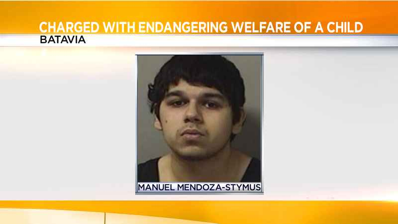 man arrested after strangling another person in front of baby whec com