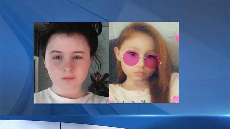 Rochester Police search for missing sisters