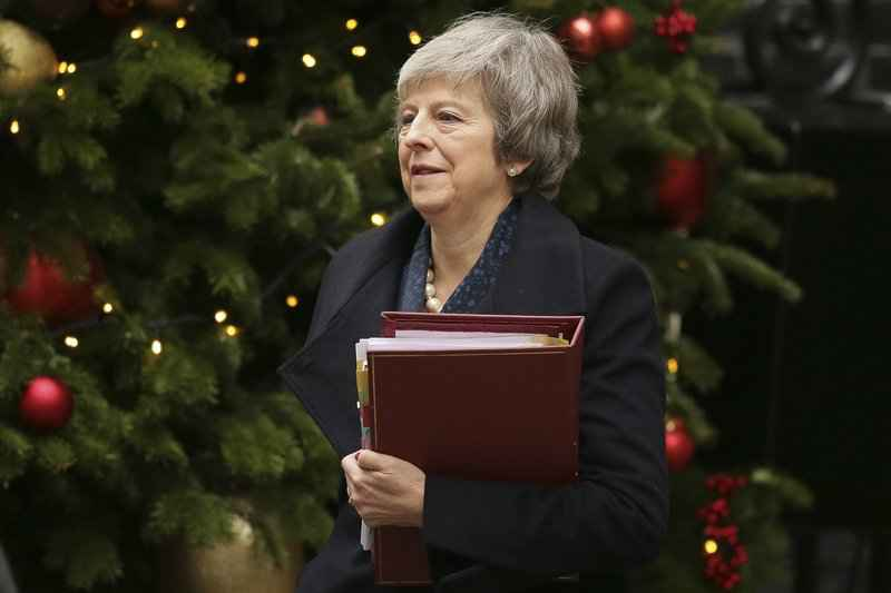 Brexit Commons vote now unlikely before Christmas