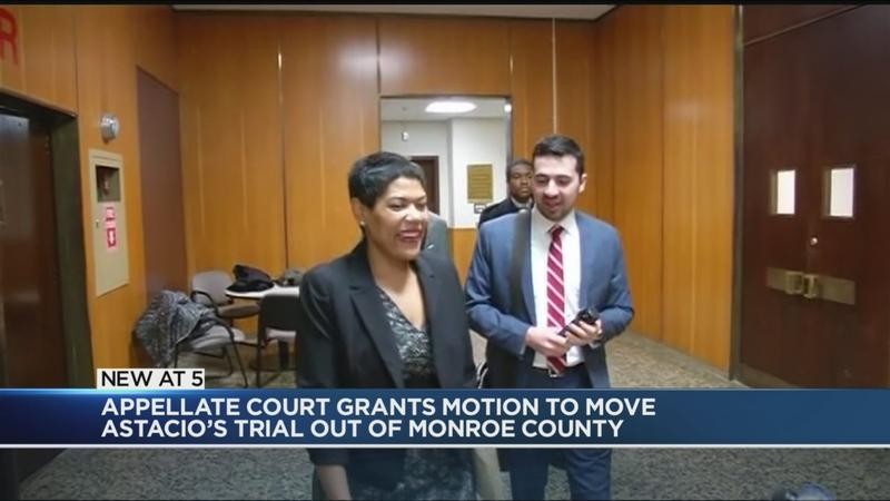 Appellate court grants motion to move Leticia Astacio's trial out of Monroe  County