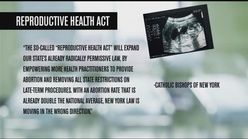 Catholic bishops denounce Reproductive Health Act