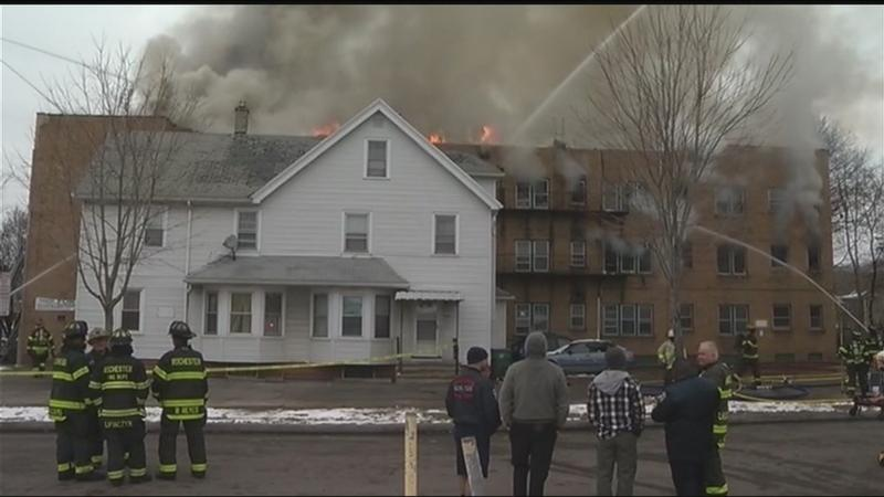 Fire victim pleads for answers after Rochester fire ruled arson