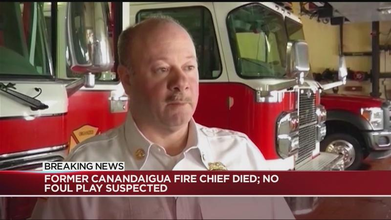 Former Canandaigua Fire chief passes away