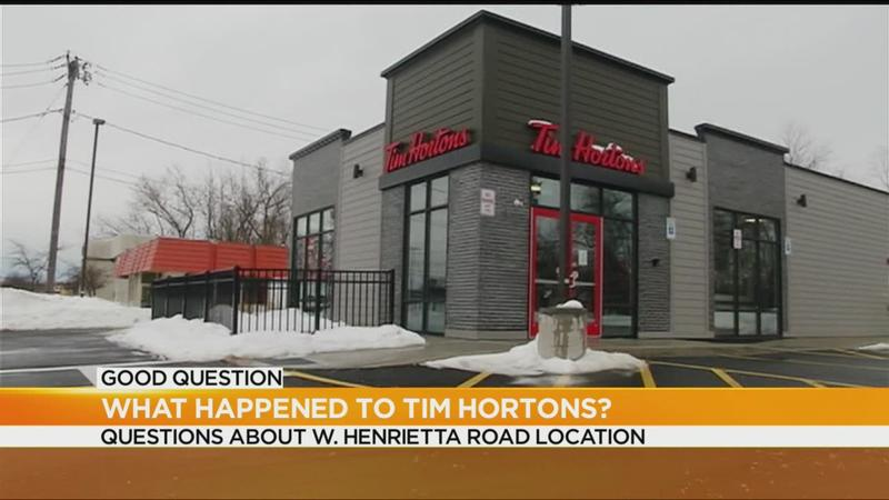 Good Question: What happened to the Brighton Tim Hortons?
