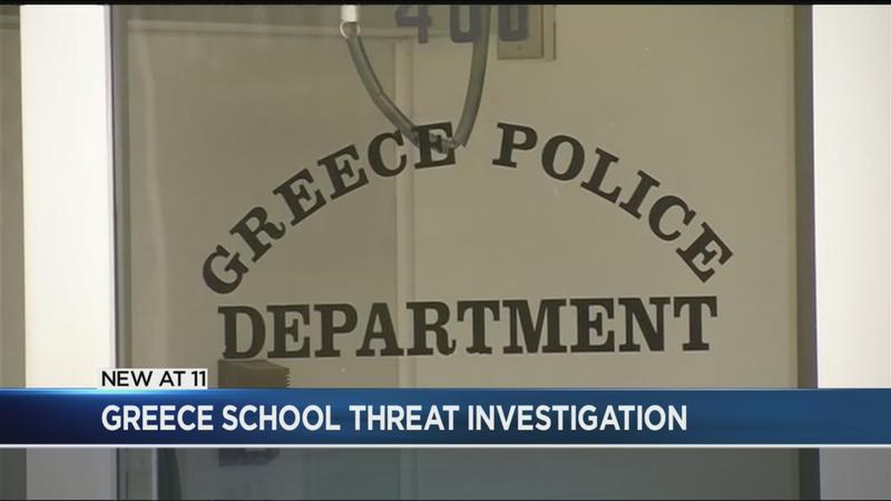 Greece Police to add extra security following threat at Odyssey Academy