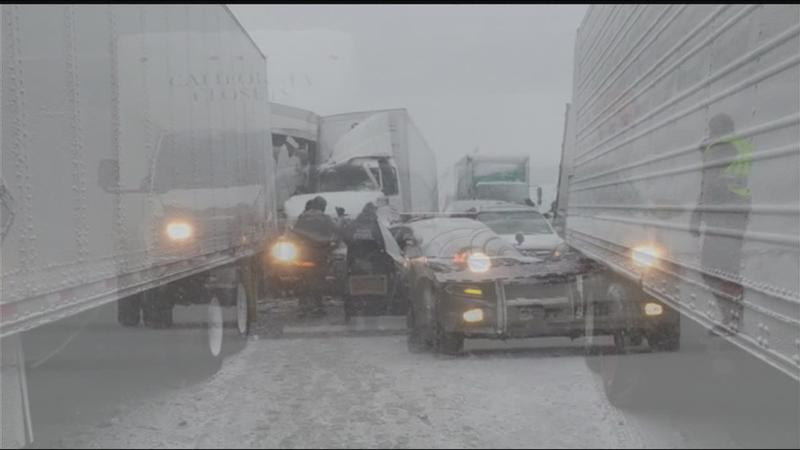 Cuomo: Truck ban violators face fines, charges