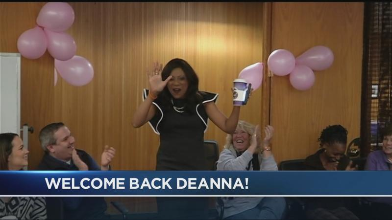 News10NBC welcomes back Deanna Dewberry