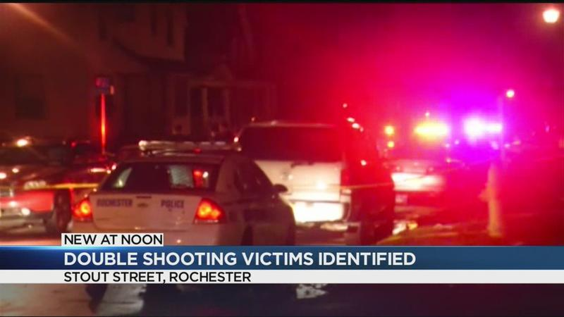 Police identify victims of Stout Street shooting