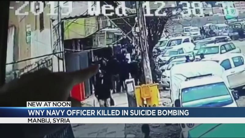 Service member from Upstate NY killed in Syria suicide bomb attack