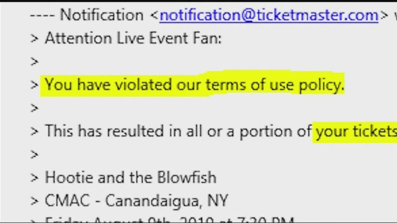 Sudden ticket cancelations make Hootie and the Blowfish fans at CMAC want to cry