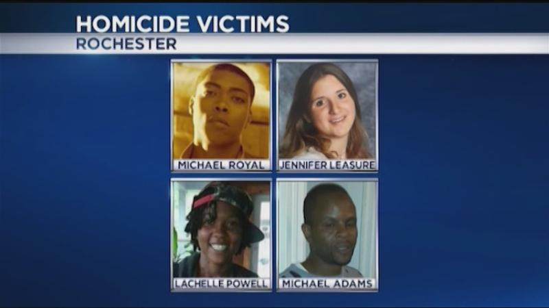 Three years later, a vigil for four murder victims