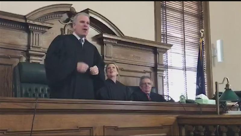 Some critical of Judge Doran after comments at Ontario County Court ceremony