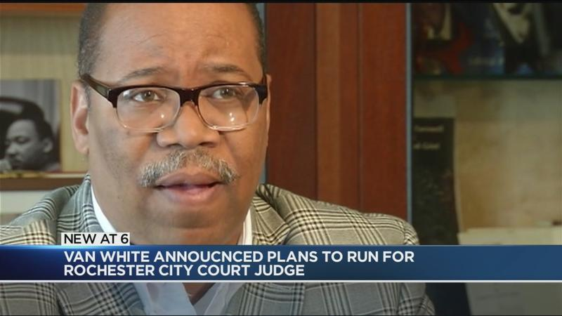 RCSD school board president to run for Rochester City Court judge