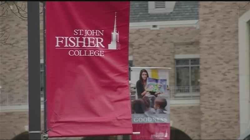 St. John Fisher cheer team suspended after video with discriminatory language surfaces