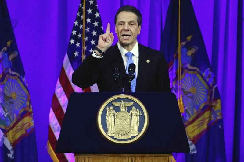 Cuomo wants increased penalties for assaulting journalists