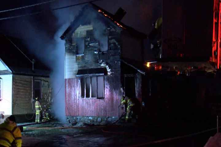 3 young children found dead after fast-moving NY house fire