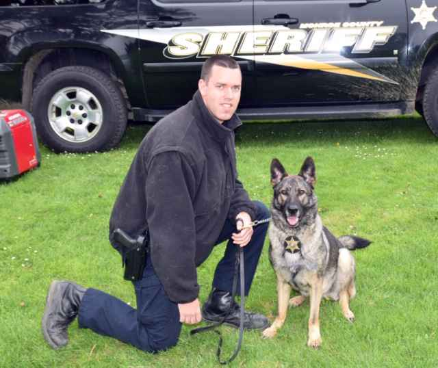 MCSO K-9 and handler headed to Super Bowl LIII