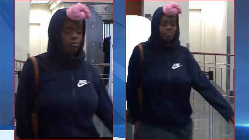 Rochester Police searching for attempted bank robbery suspect