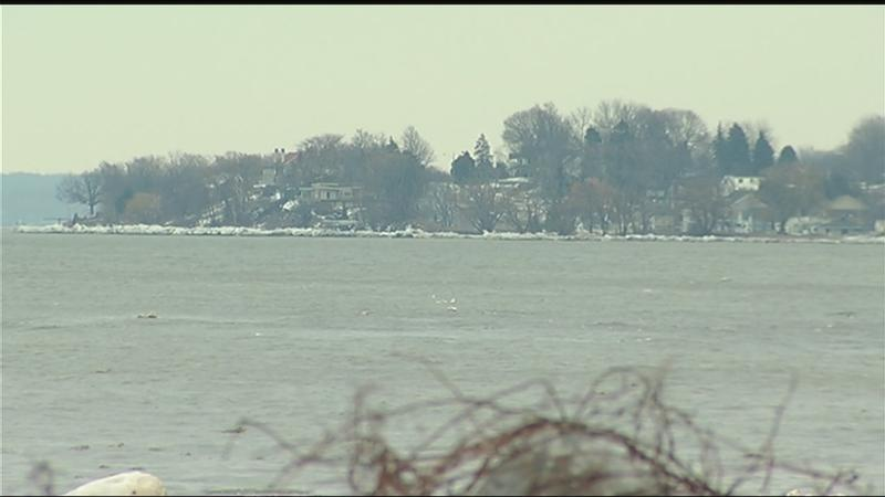Dinolfo stresses concerns over high water levels in Lake Ontario
