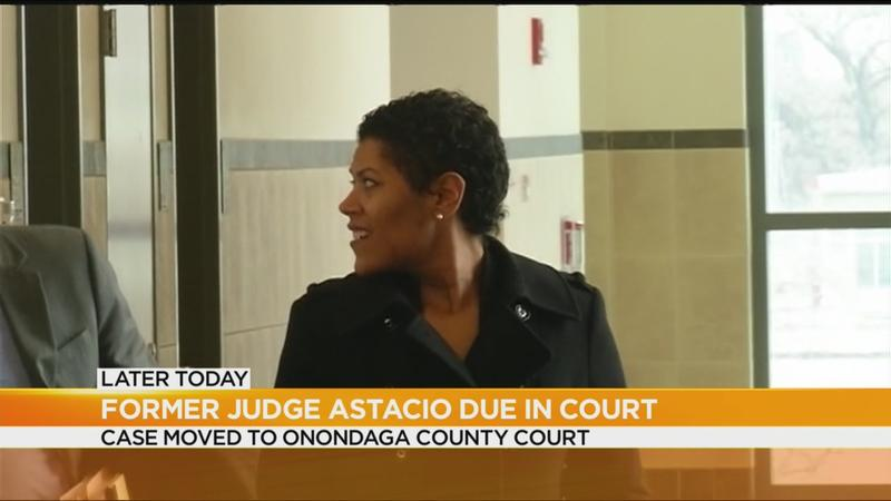 Former Judge Leticia Astacio due in court Friday