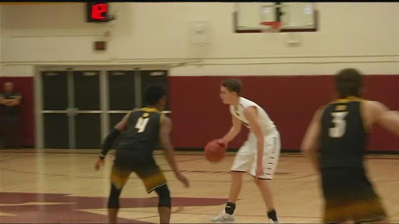 Friday night HS basketball, hockey highlights