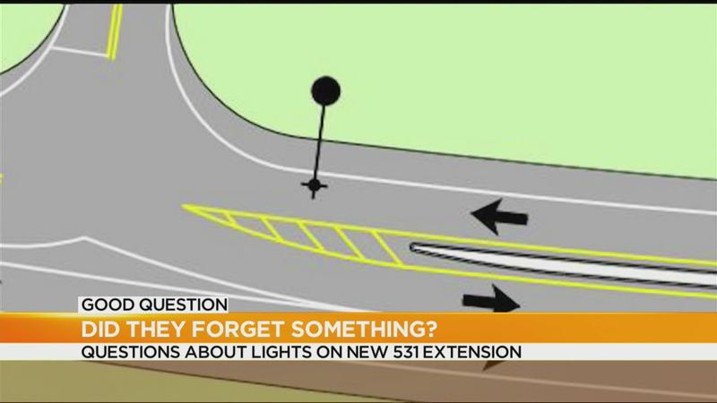 Good Question: Is something big missing in a new $14M road project?