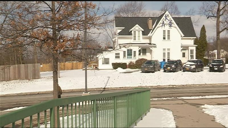 Intruder reported inside sorority house near SUNY Geneseo | WHEC.com