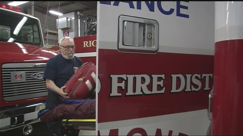 Local firefighters fight for law change to save EMS services