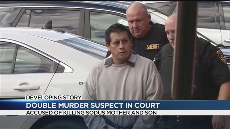 Man accused of killing Sodus mother, son makes multiple requests in court