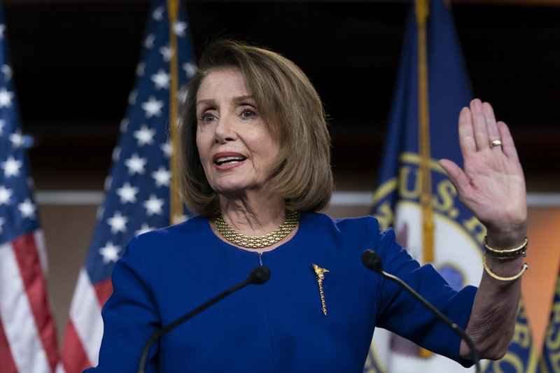 Pelosi shows pragmatic streak in pursuit of border deal<br />