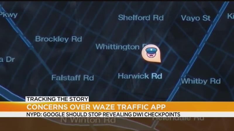 NYPD 'demands' Waze remove police-spotting feature from app