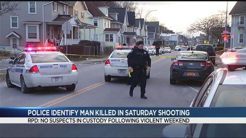 Police identify man killed in shooting on Webster Avenue