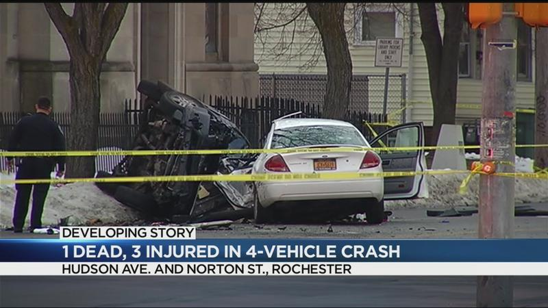 Police investigating fatal crash in Rochester