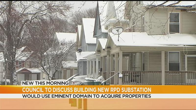 Proposed RPD substation could displace Beechwood residents